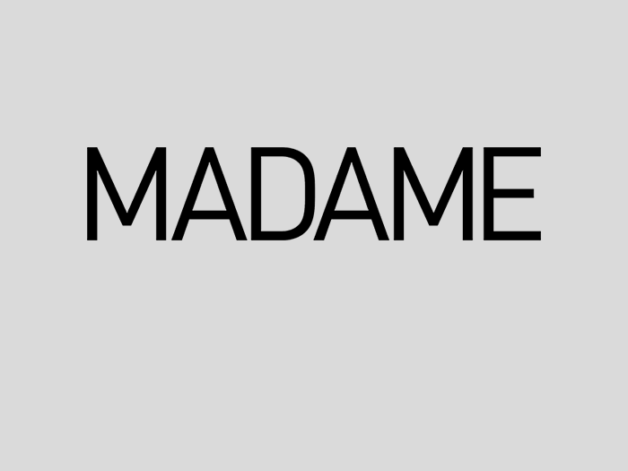 Logo Madame
